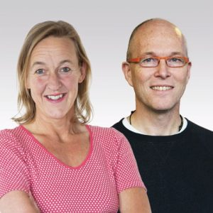 Annelies Vos en Bertus van DIjk