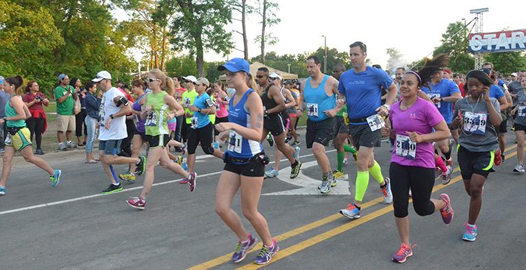 De marathon van New York