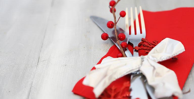 3 tips voor verantwoord eten tijdens feestdagen