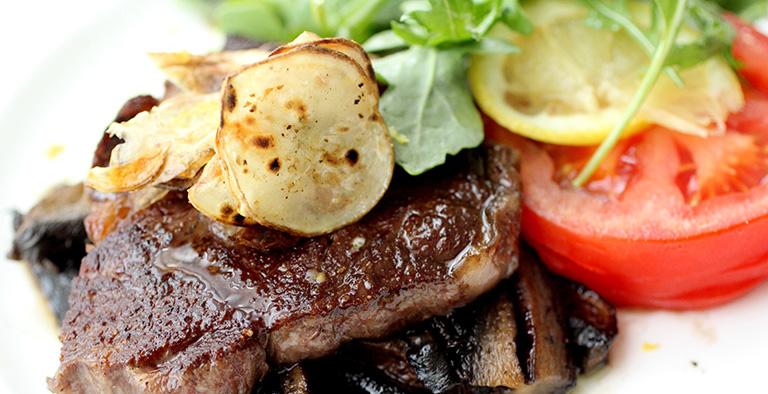 #13: Biologische biefstuk - Kerstrecept