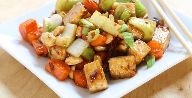 Tofu roerbak - Cure4Life recept