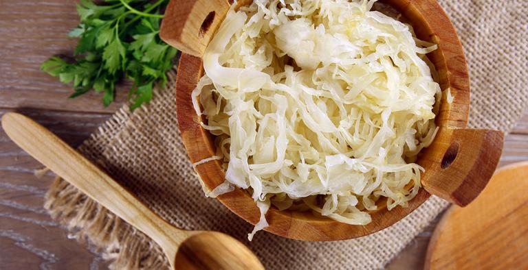 Zuurkoolschotel - Cure4Life recept