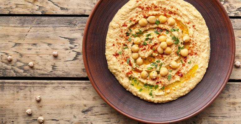 Cure4Life recept Hummus