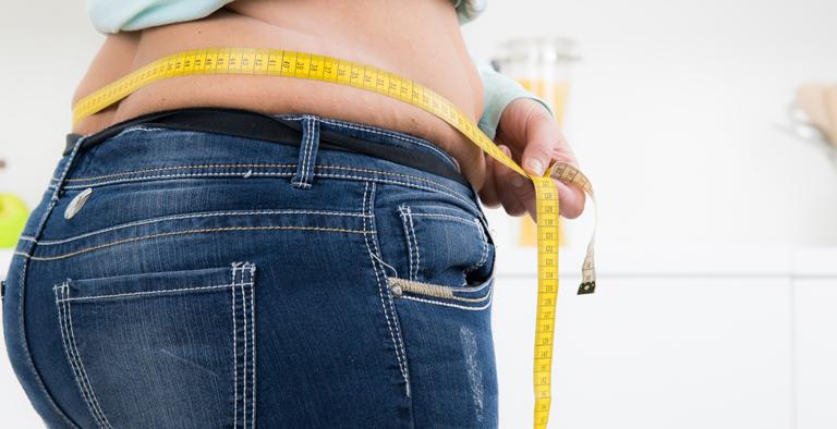 Gewicht verliezen doe je voor jezelf