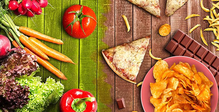 Slecht eetpatroon blijkt een van de grootste doodsoorzaken