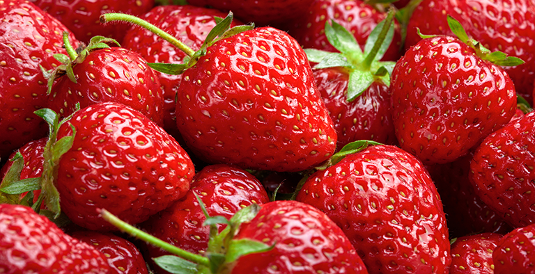 Aardbeien bestrijdingsmiddelen