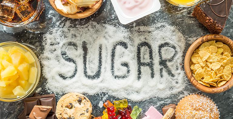 In 10 stappen stoppen met suiker