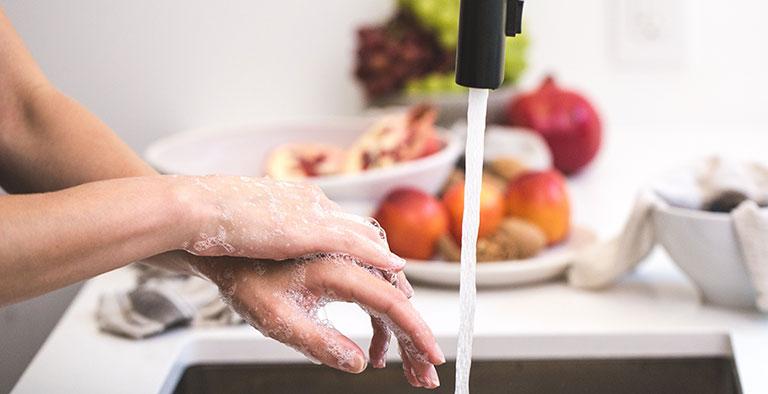 De gevaren van antibacteriële producten