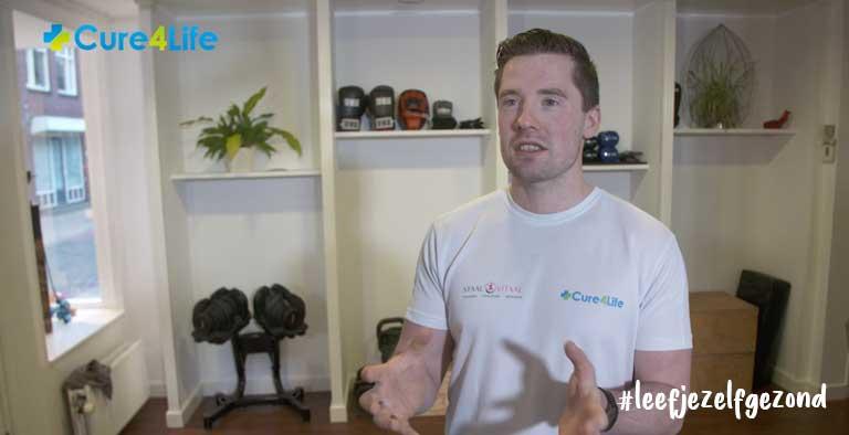 Het belang van bewegen: een interview met Christopher Stalenburg