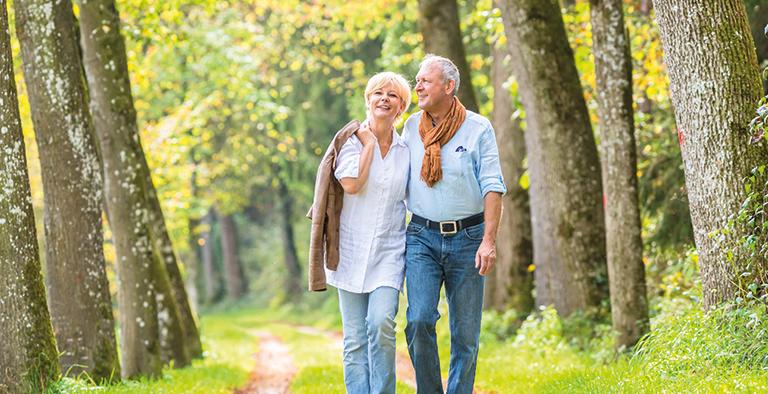 Gezond en vitaal ouder worden